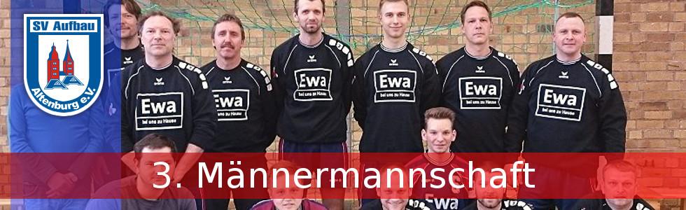 3. Männermannschaft (1)